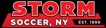 Storm Soccer NY Logo